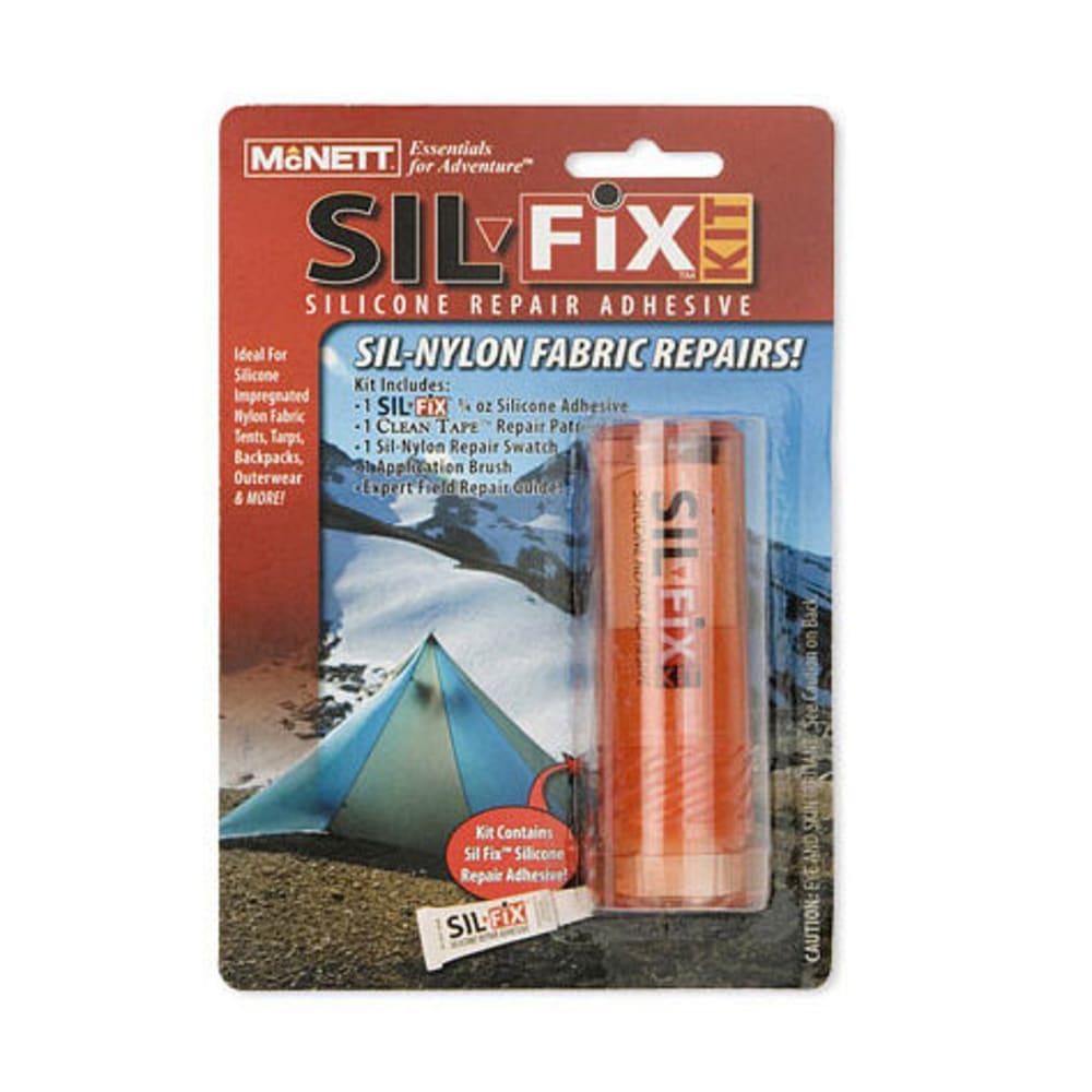 MCNETT Sil-Fix Sil-Nylon Repair Kit - NONE