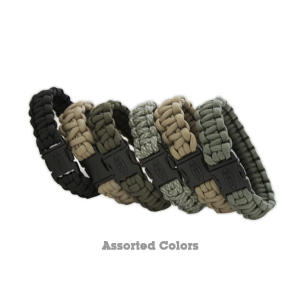 Bison Side Release Cobra Bracelet - ASSORTED