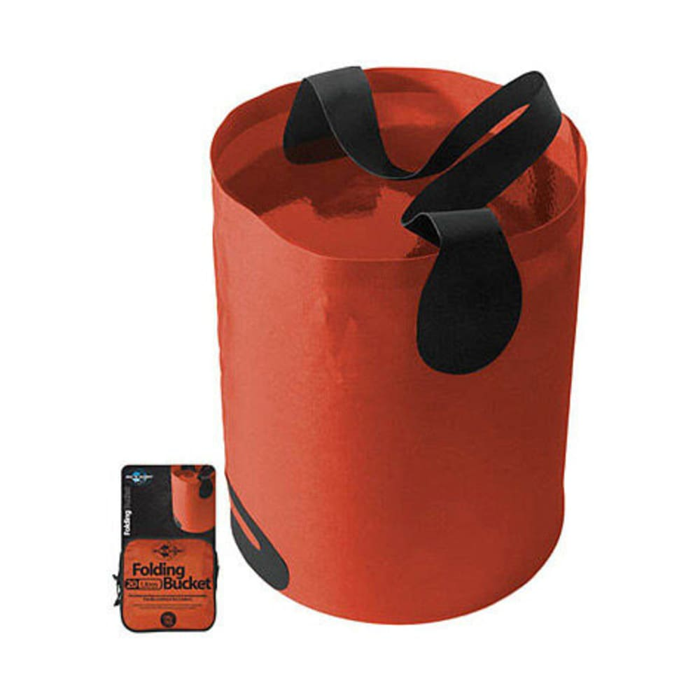 SEA TO SUMMIT Folding Bucket, 20 L - NONE