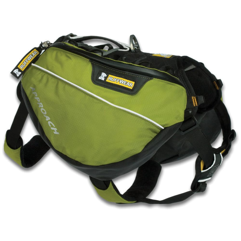 RUFFWEAR Approach Dog Pack, Medium - GREEN