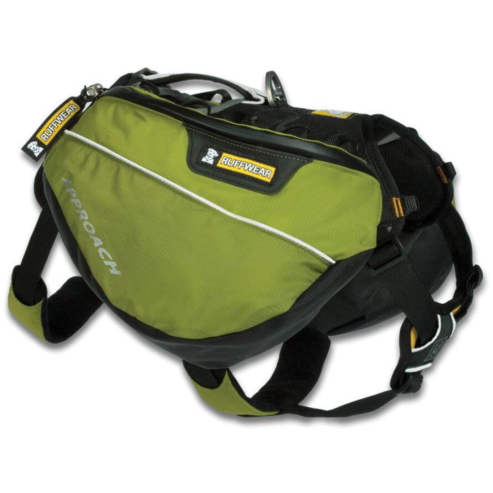 RUFFWEAR Approach Dog Pack, Medium - GREEN