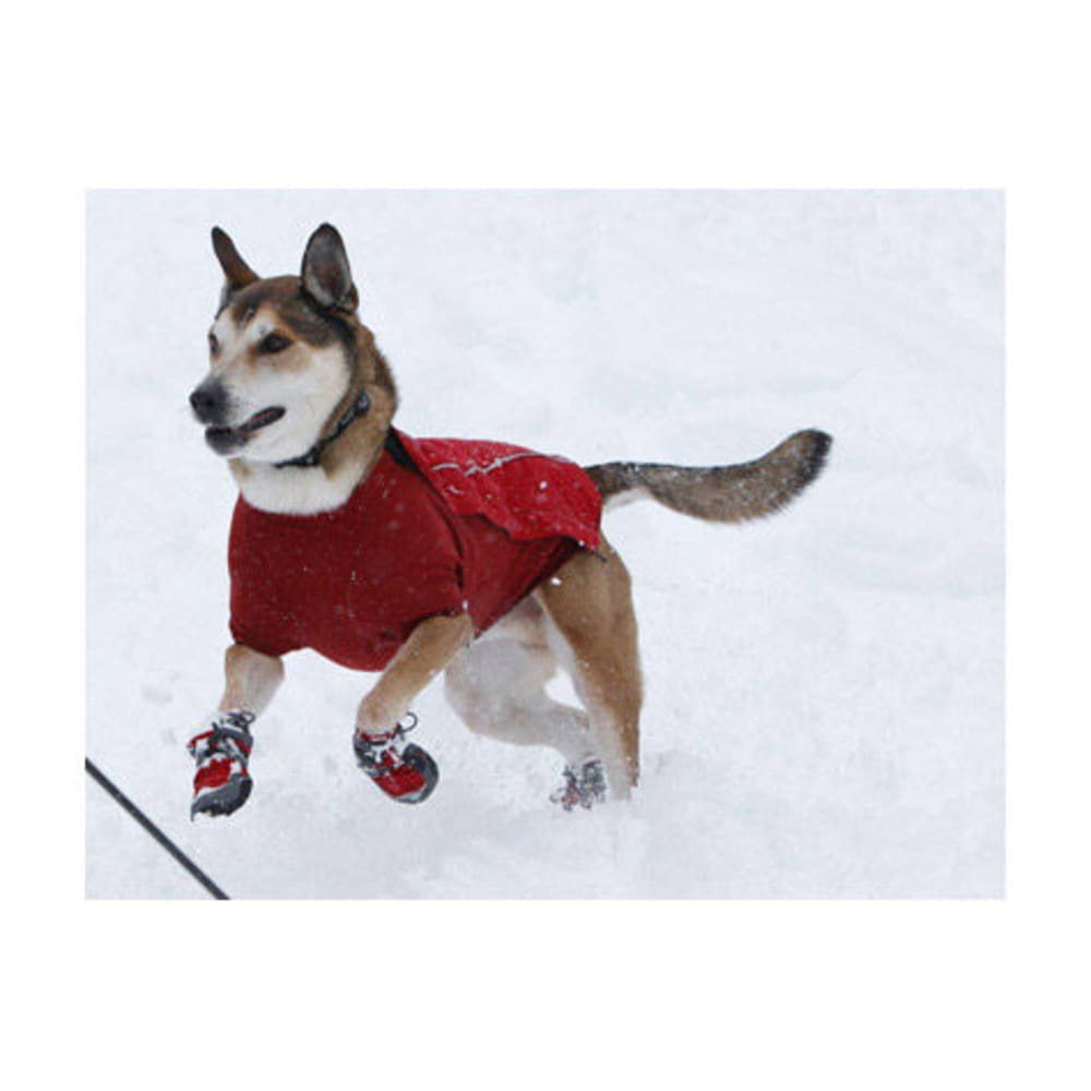 RUFFWEAR Bark'n Boots Polar Trex - RED ROCK