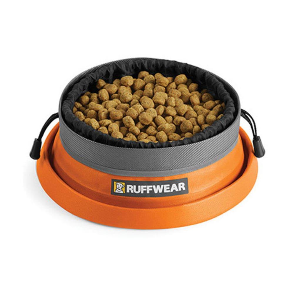 RUFFWEAR Bivy Cinch Dog Bowl - ORANGE