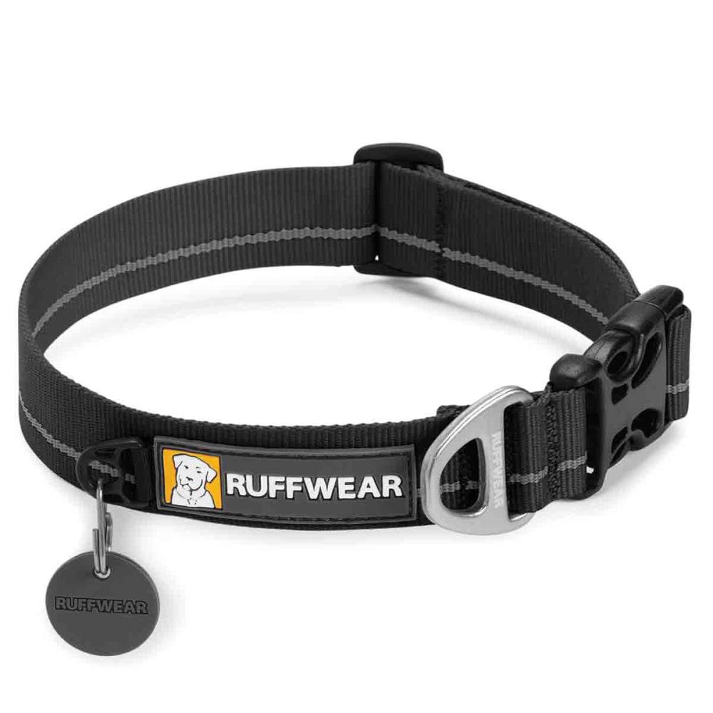 RUFFWEAR Hoopie Collar - OBSIDIAN