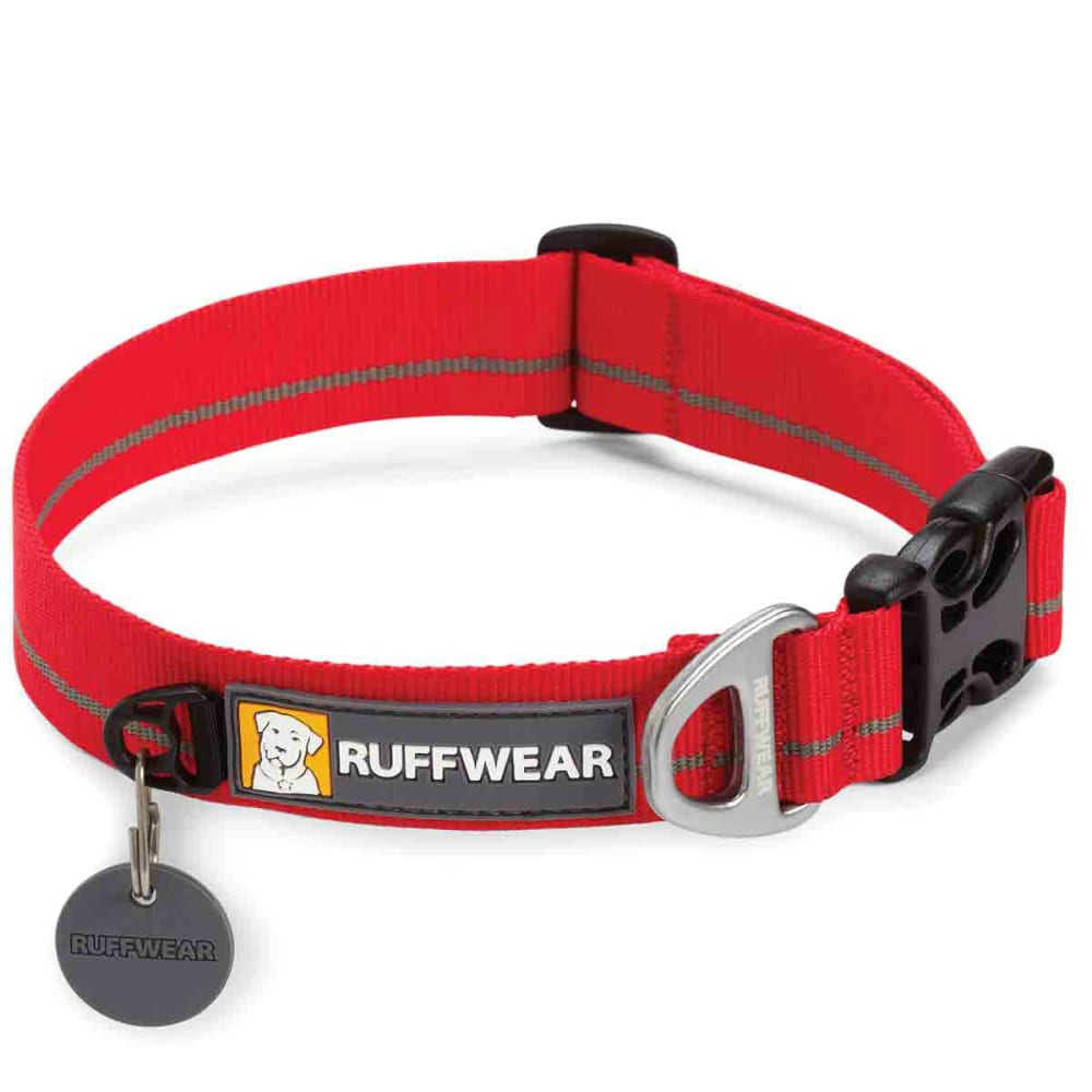 RUFFWEAR Hoopie Collar - CURRANT