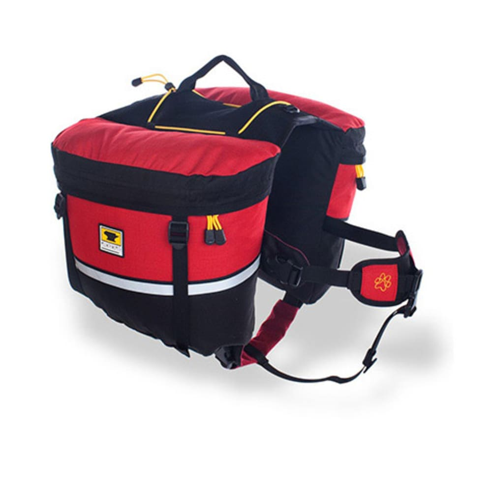 MOUNTAINSMITH Dog Pack, Large - RED