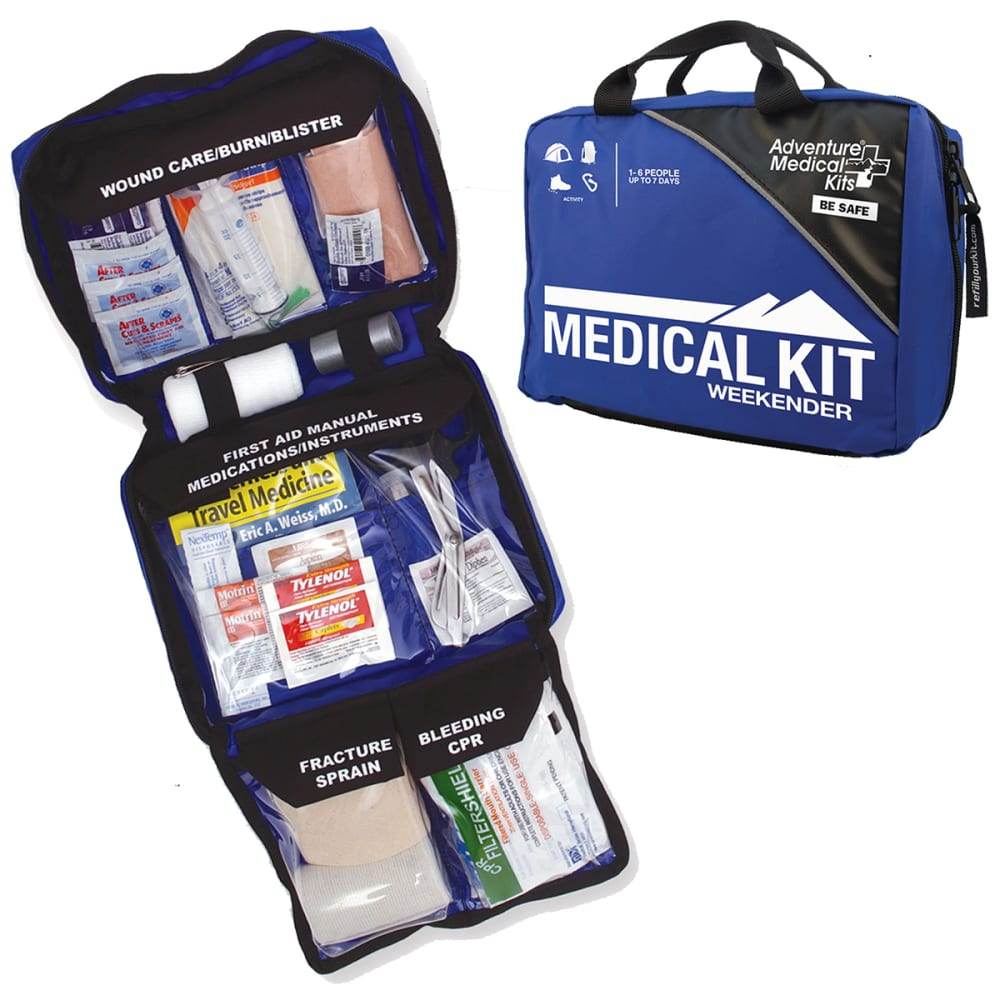 AMK Weekender First-Aid Kit - NONE