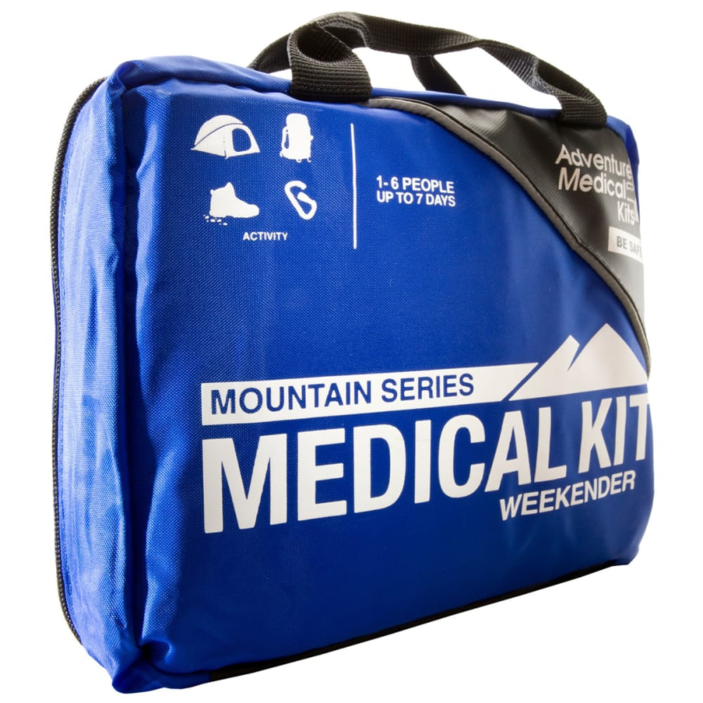 AMK Weekender First-Aid Kit - NONE