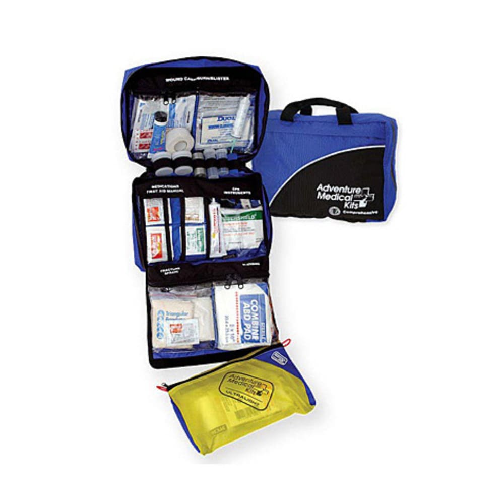 AMK Comprehensive First-Aid Kit - NONE