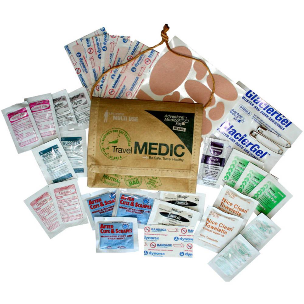 AMK Travel Medic First Aid Kit - NONE
