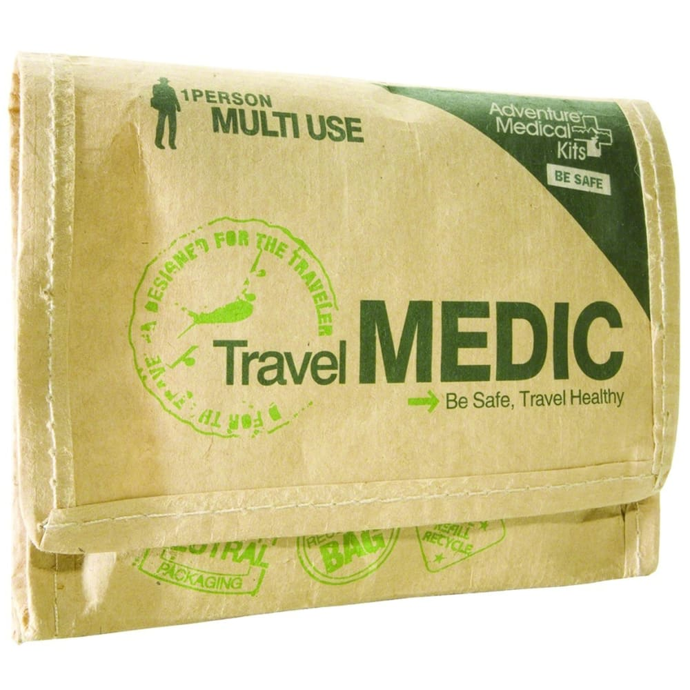 AMK Travel Medic First Aid Kit - NONE