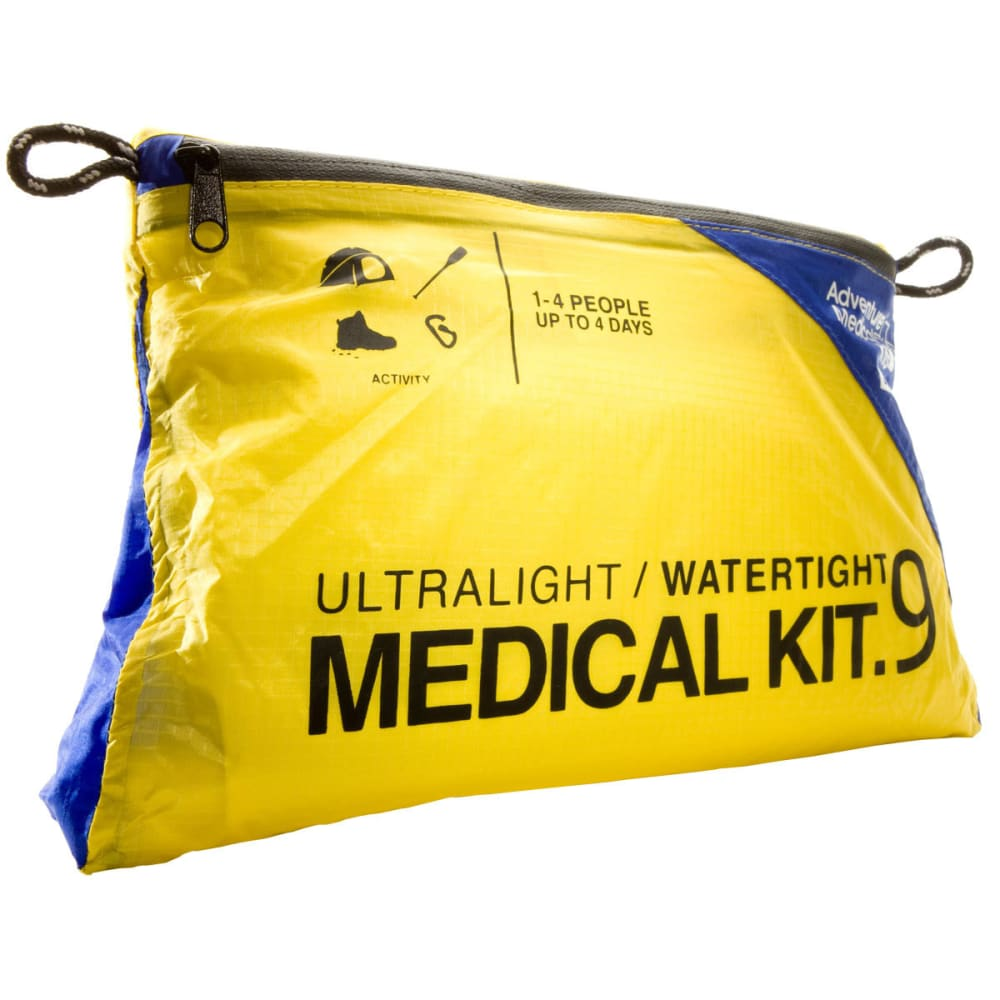AMK Ultralight/Watertight Medical Kit .9 - NONE