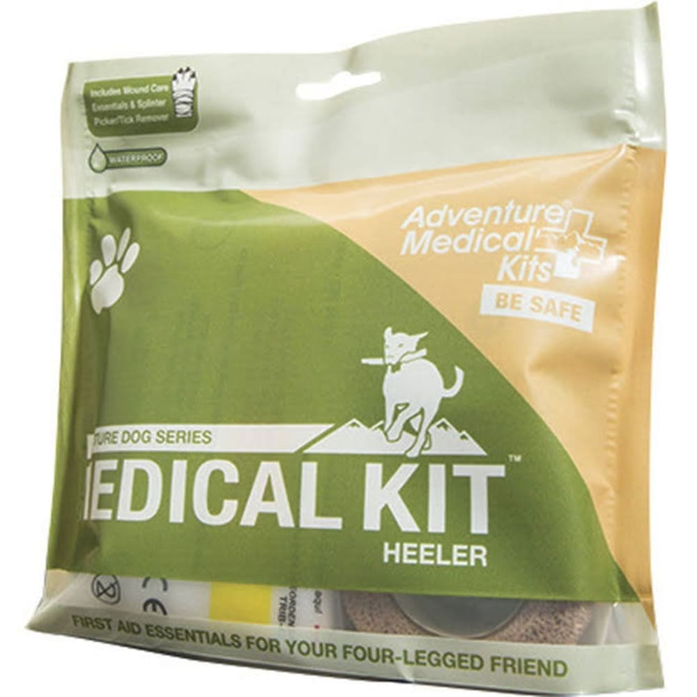 ADVENTURE MEDICAL KITS Adventure Dog Series Heeler - NONE