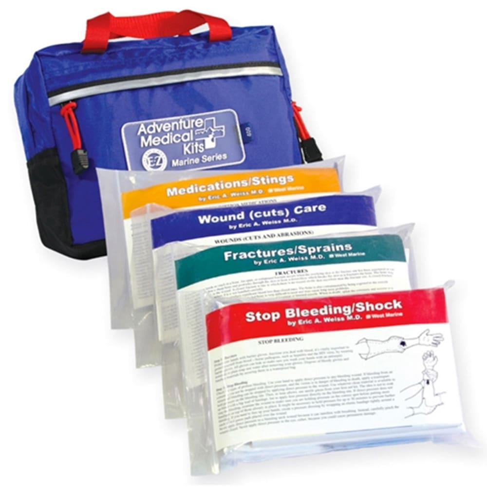 AMK Marine 400 First-Aid Kit - NONE
