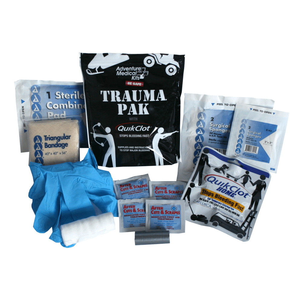 AMK Trauma Pack  - NONE