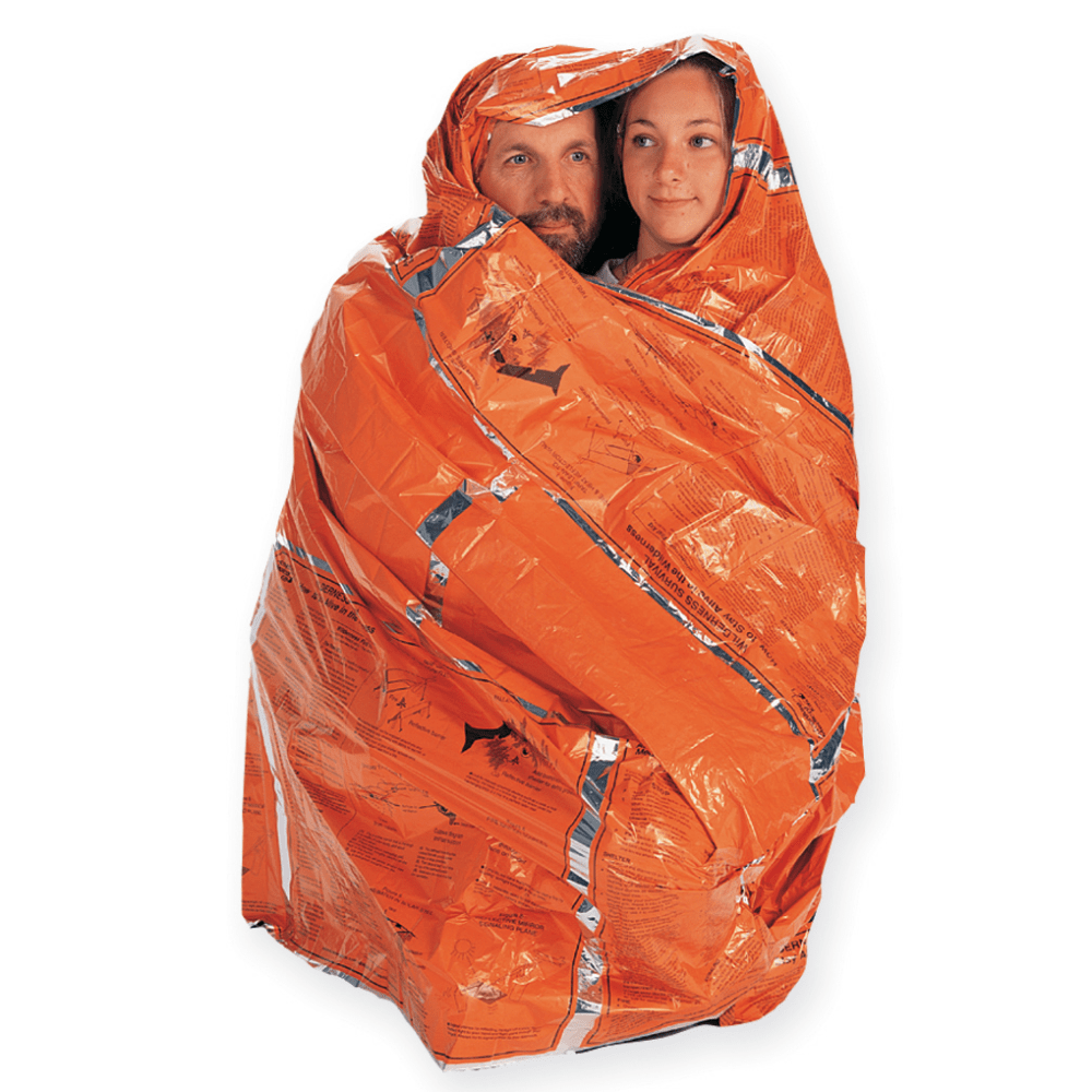 AMK SOL 2-Person Survival Blanket  - NONE