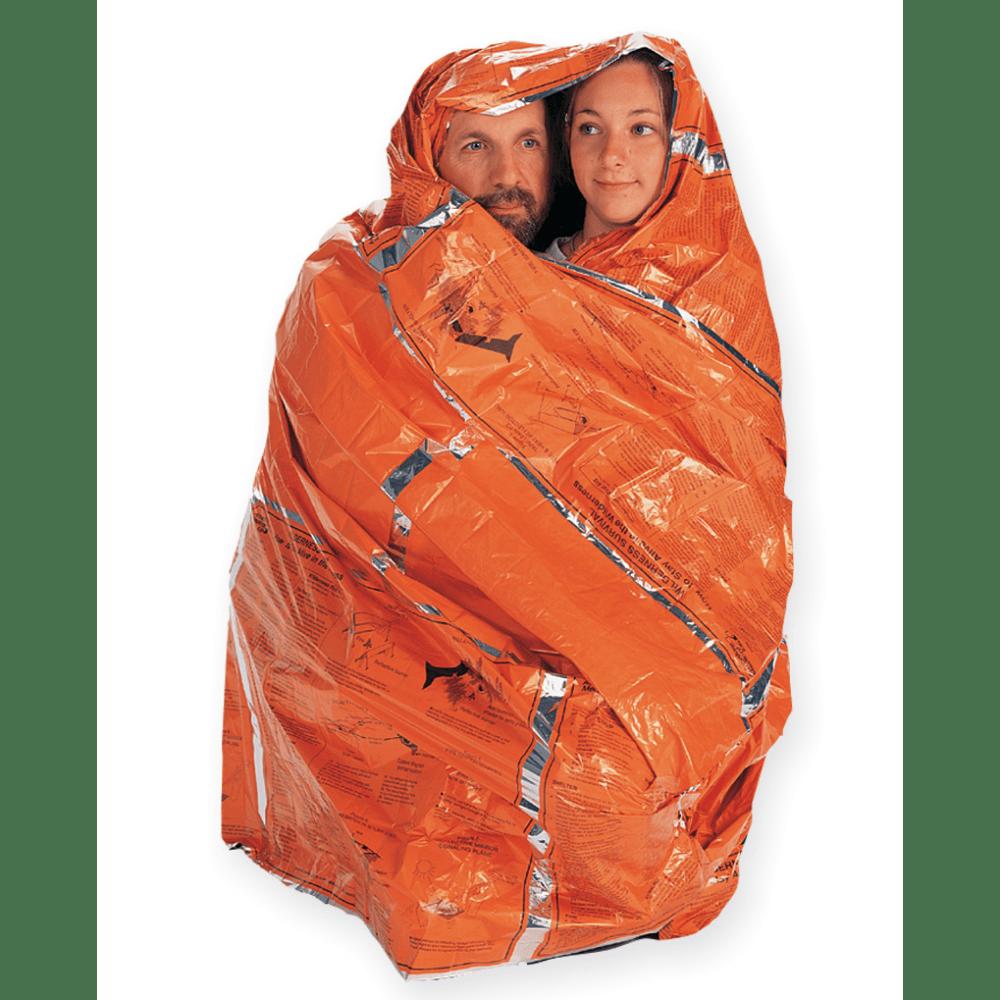 AMK SOL 2-Person Survival Blanket - NONE