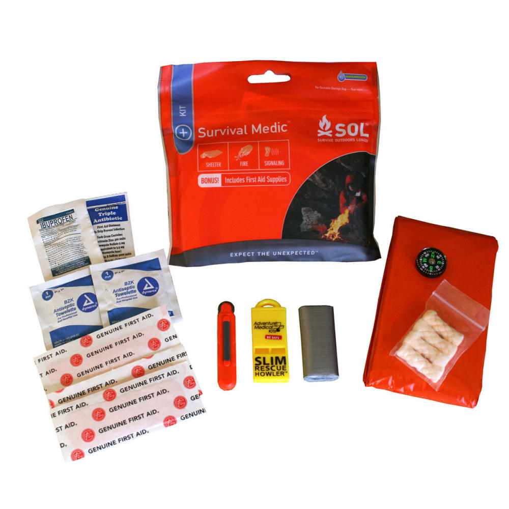 AMK SOL Survival Medic Kit - NONE