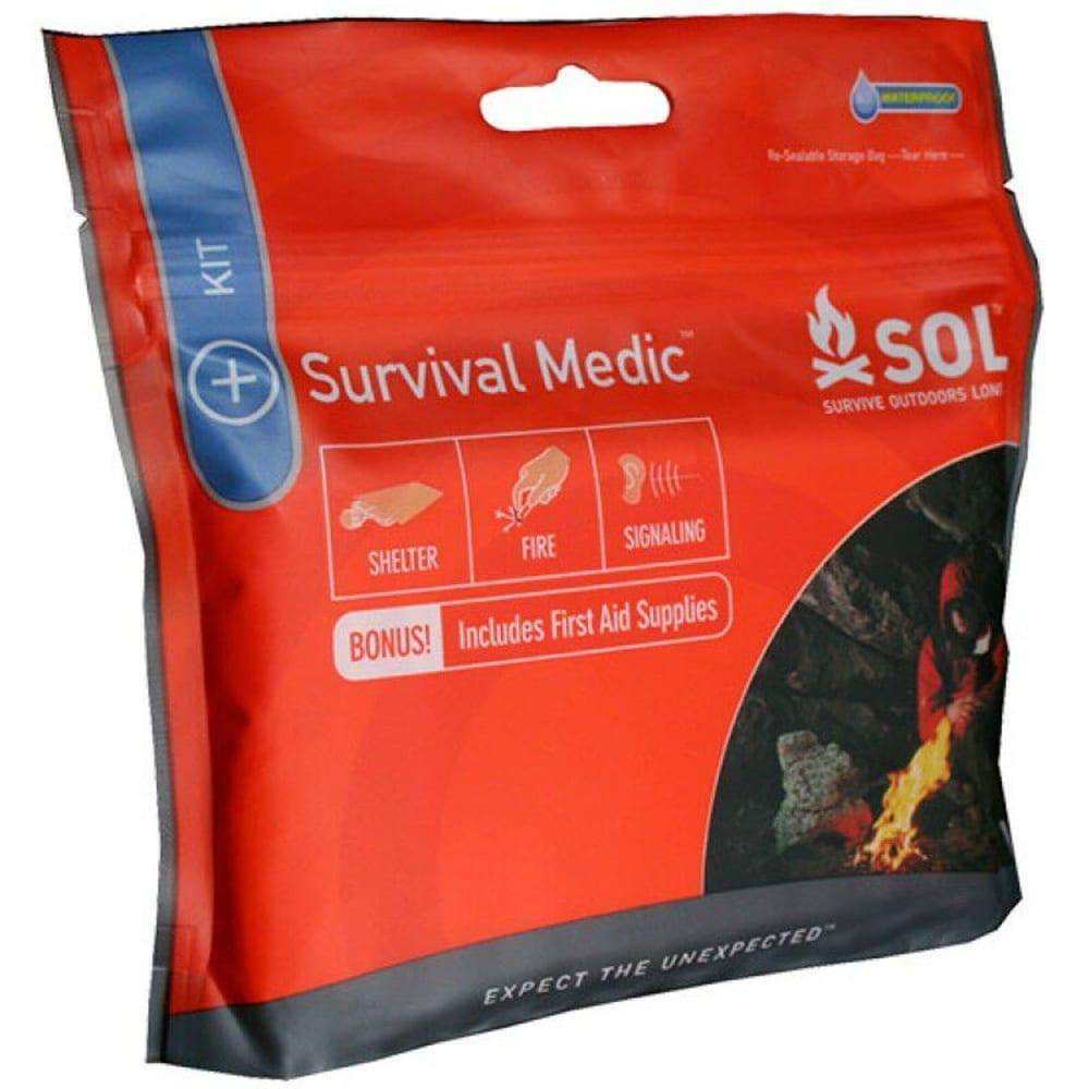 AMK SOL Survival Medic Kit - NONE