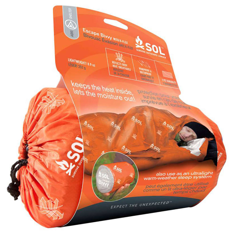 AMK SOL Escape Bivy - NONE