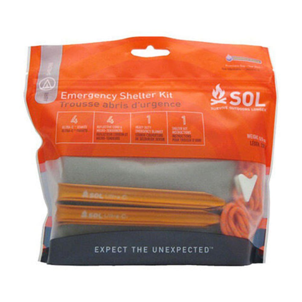 AMK SOL Emergency Shelter Kit - NONE