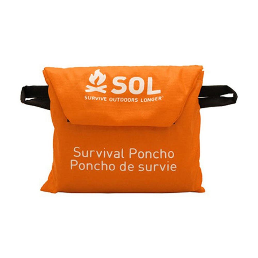 AMK SOL Survival Poncho - NONE