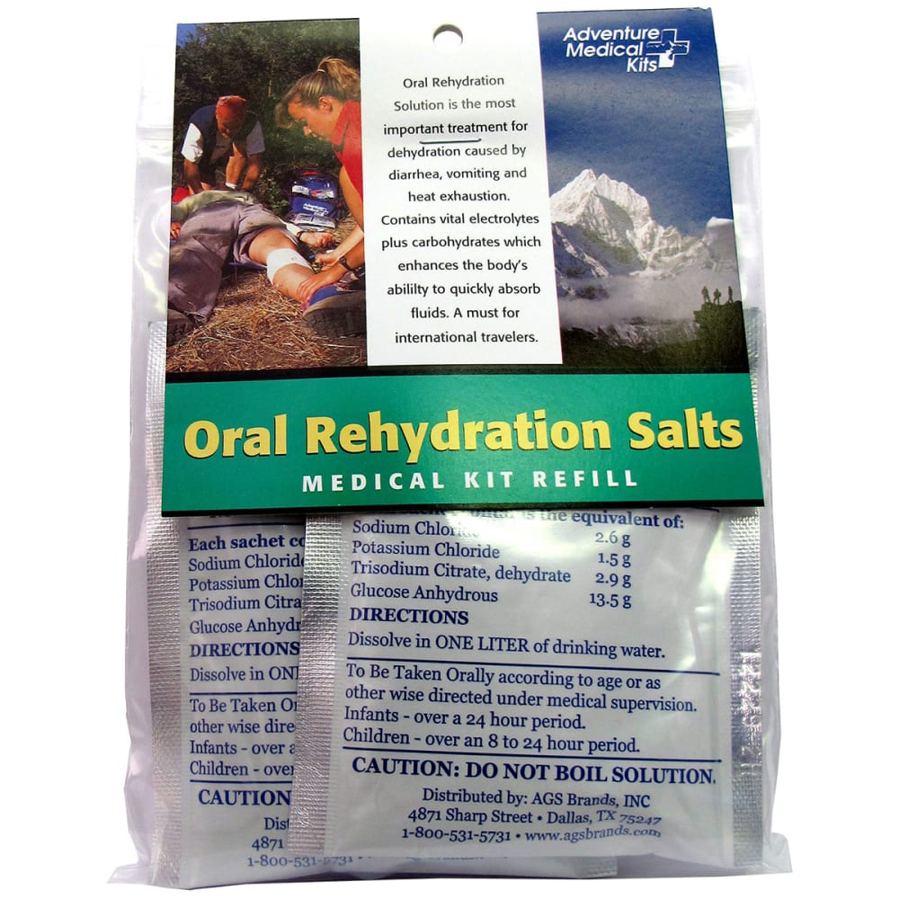AMK Oral Rehydration Salts - NONE