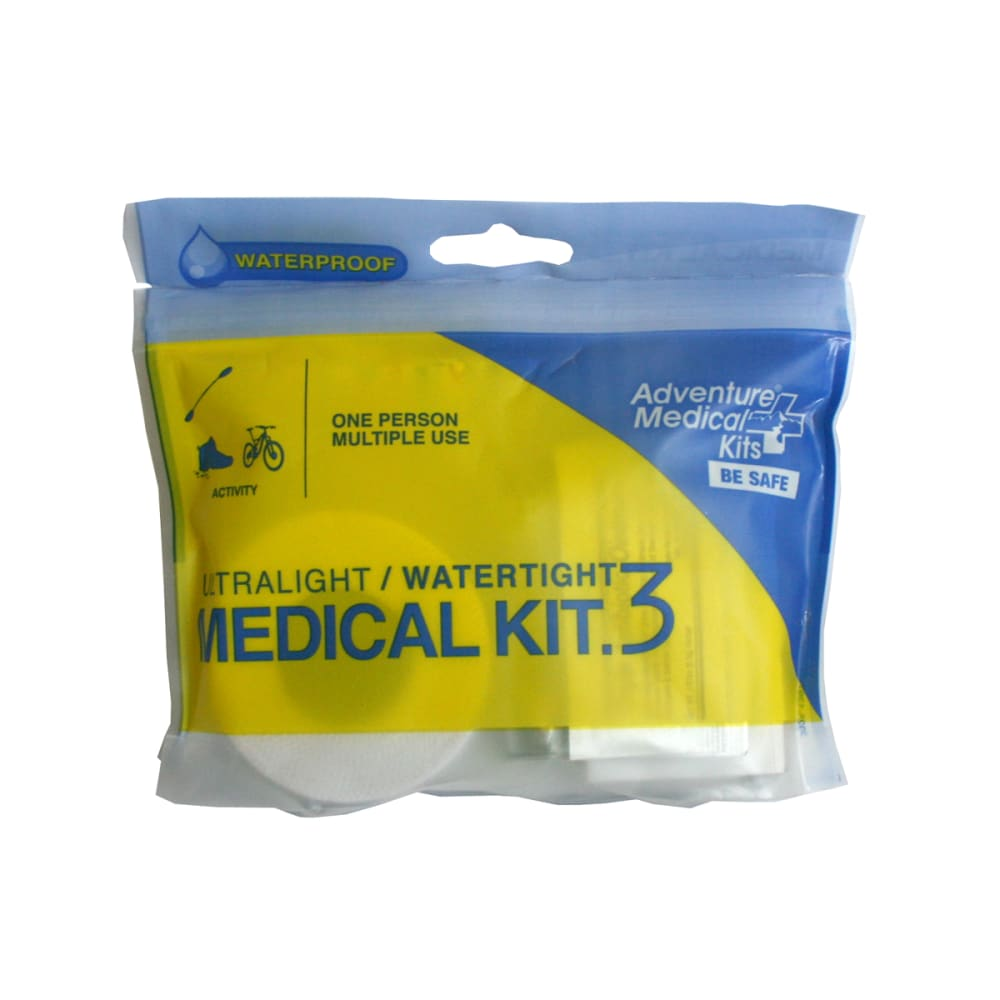 AMK Ultralight/Watertight .3 First Aid Kit - NONE