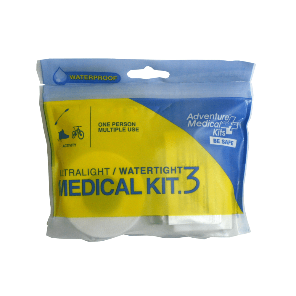 AMK Ultralight/Watertight .3 First Aid Kit - NONE