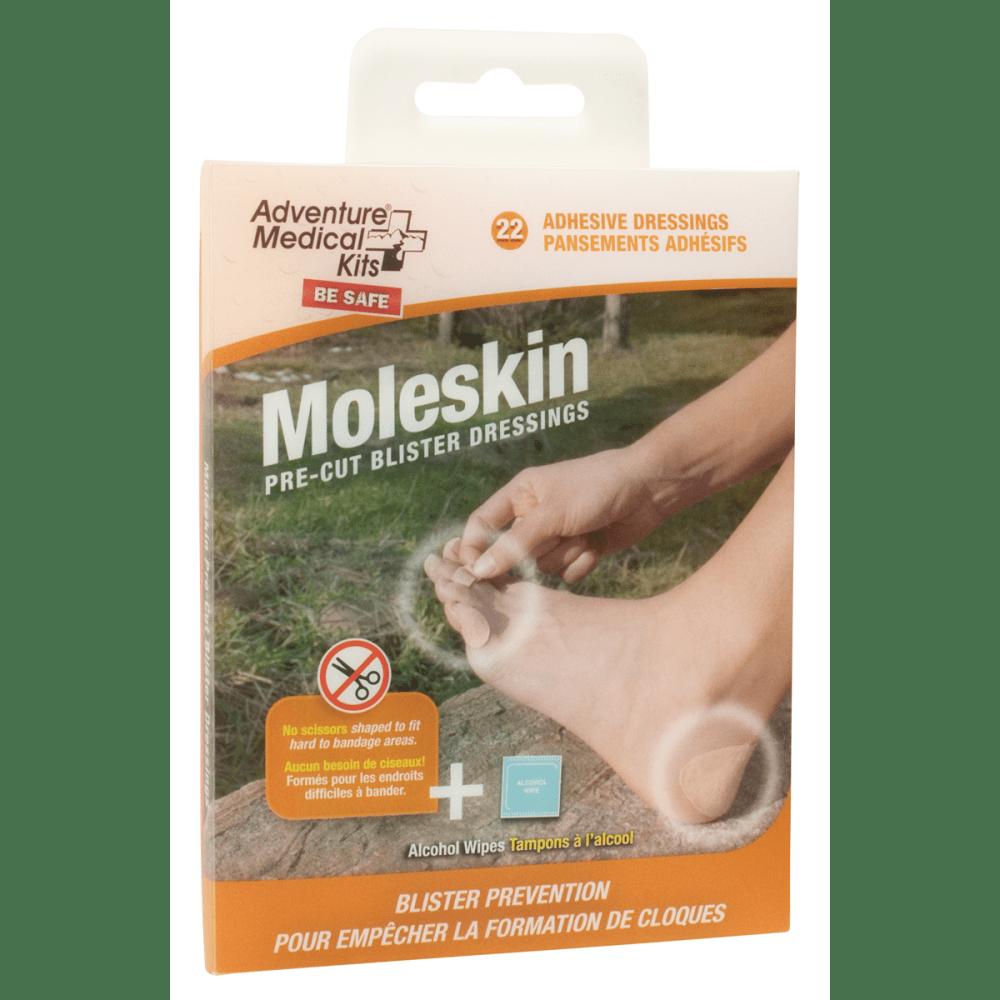 AMK Moleskin Blister Dressing - NONE