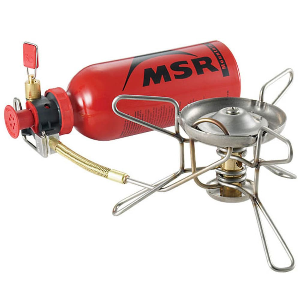 MSR WhisperLite - NONE