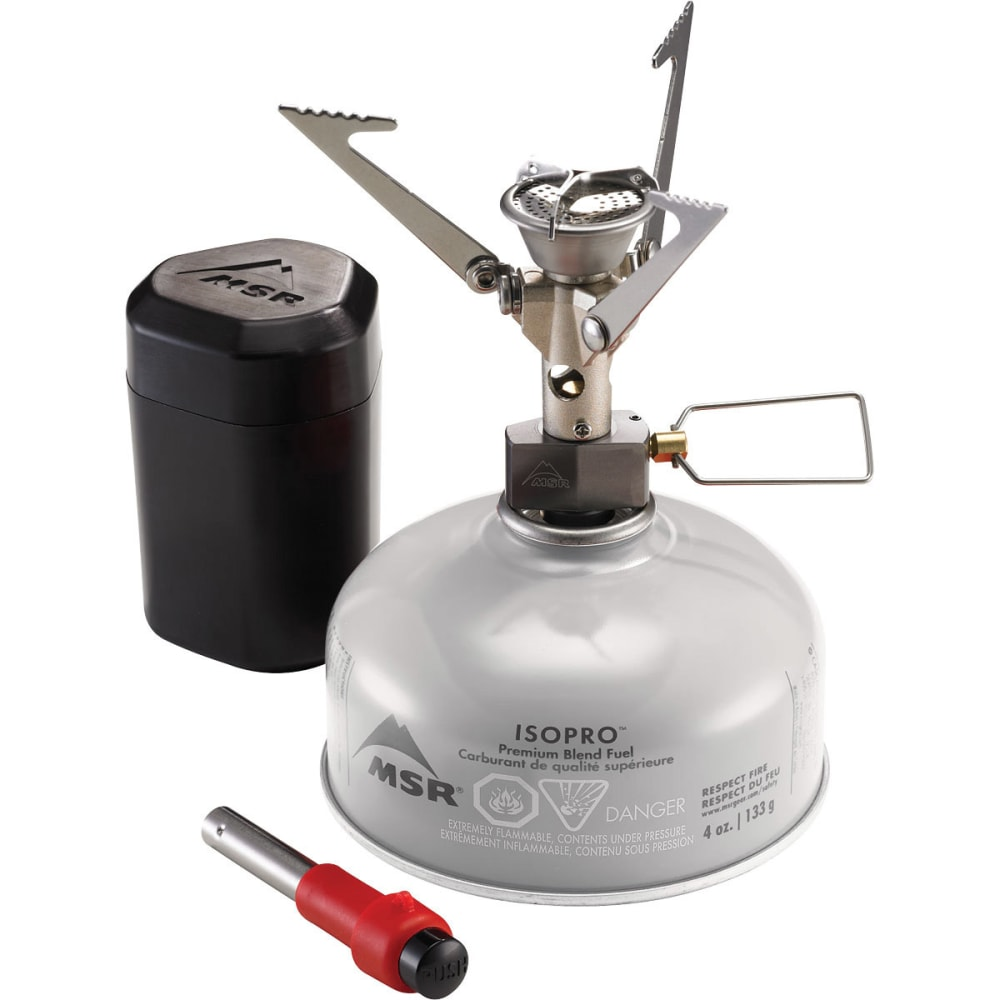 MSR MicroRocket Stove - NONE