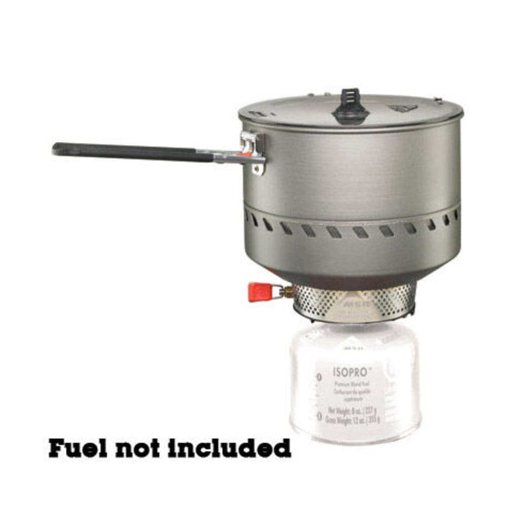 MSR Reactor 2.5 Stove System - NONE