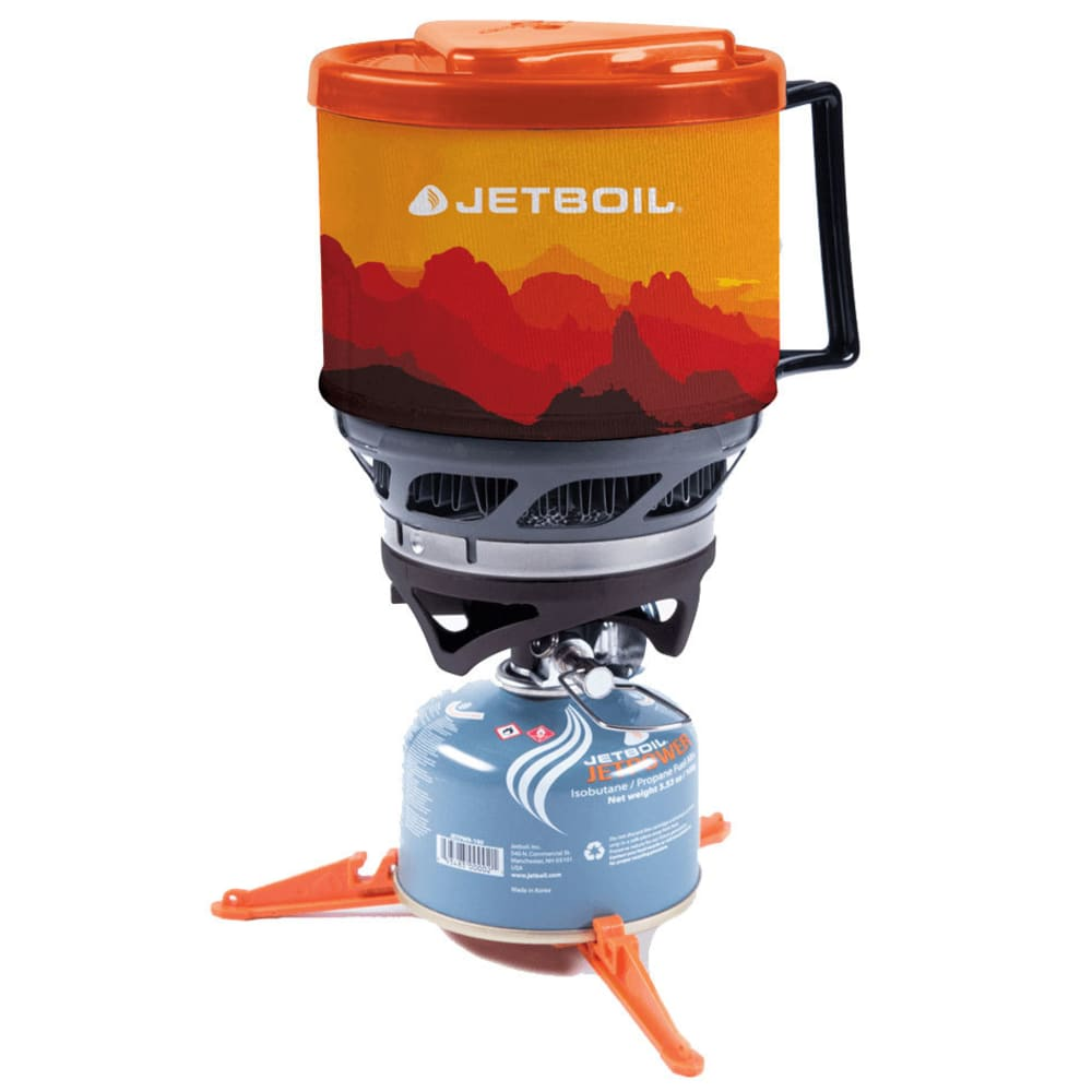 Jetboil Minimo Stove - Orange MNMO
