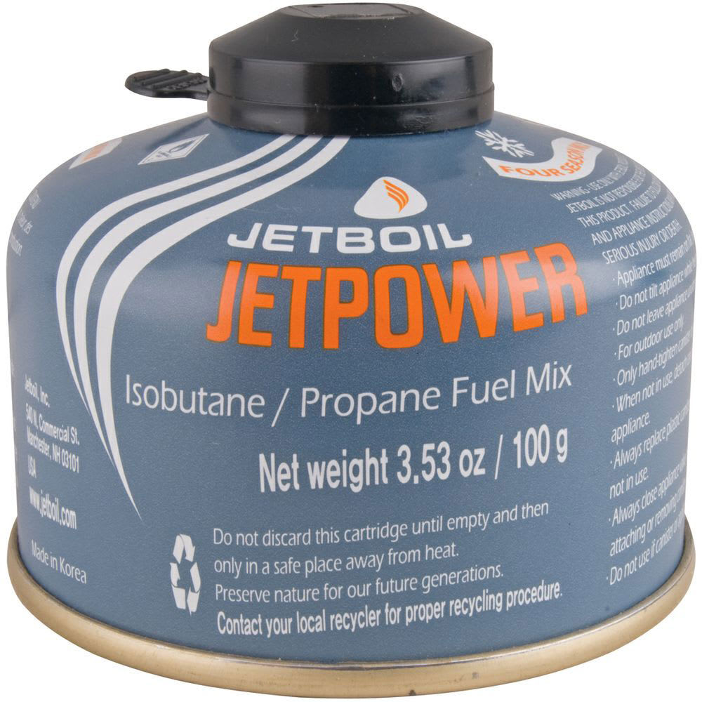 JETBOIL Jetpower Fuel Canister - NONE