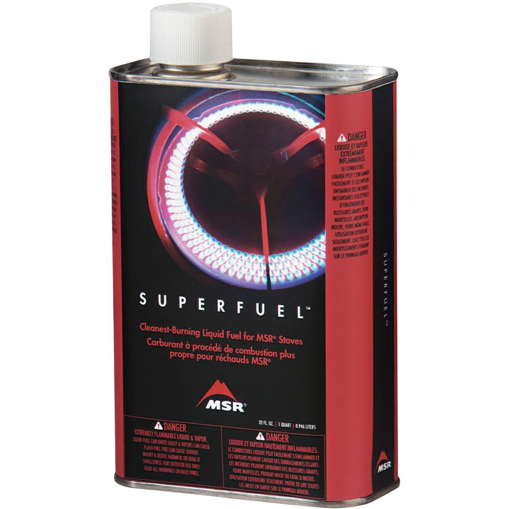 MSR SuperFuel, 32 oz.?? - NONE