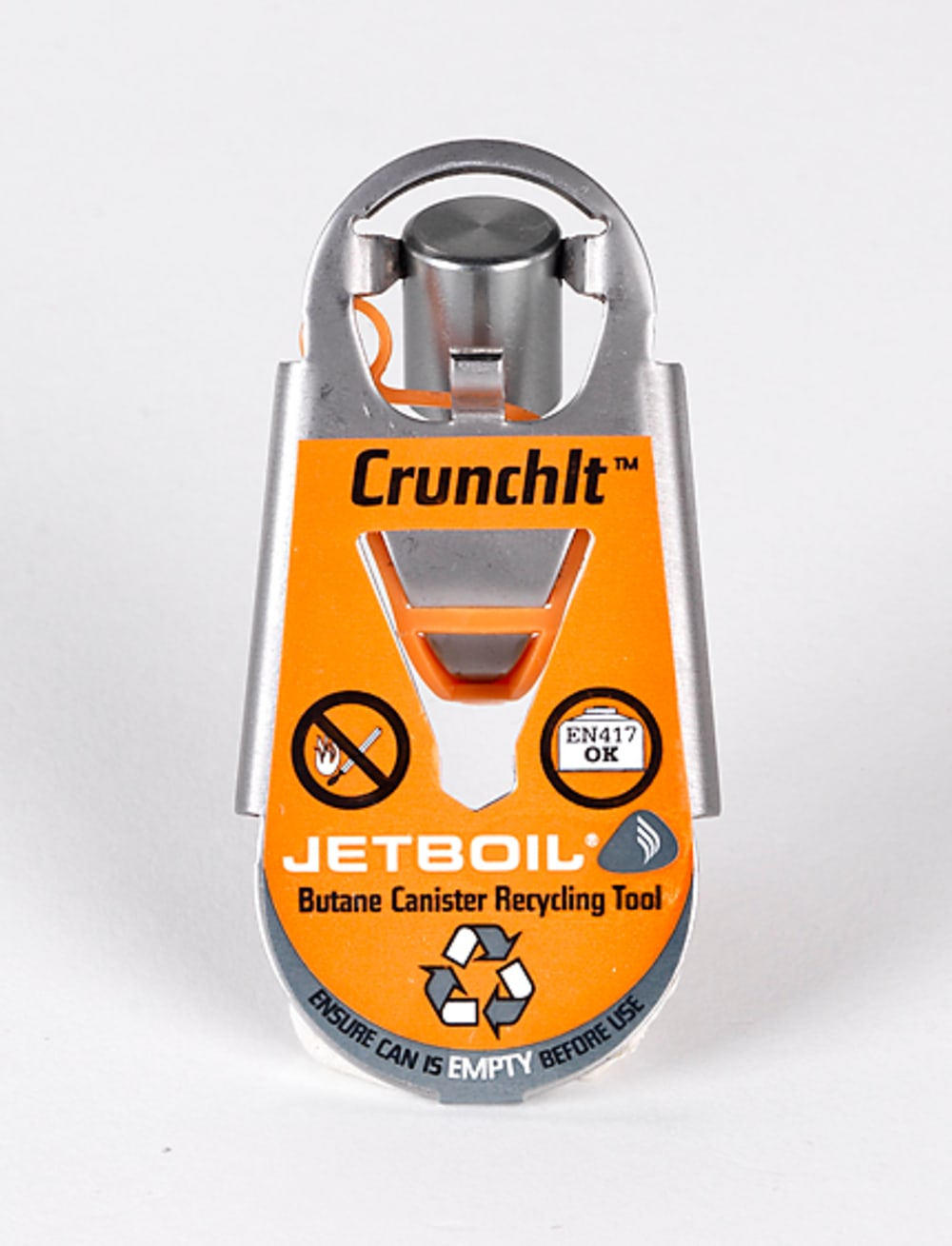 JETBOIL CrunchIt Butane Canister Recycling Tool NO SIZE