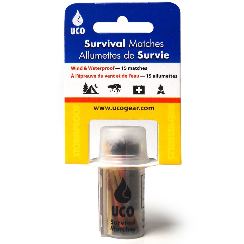 UCO Survival Match Kit - ASSORTED