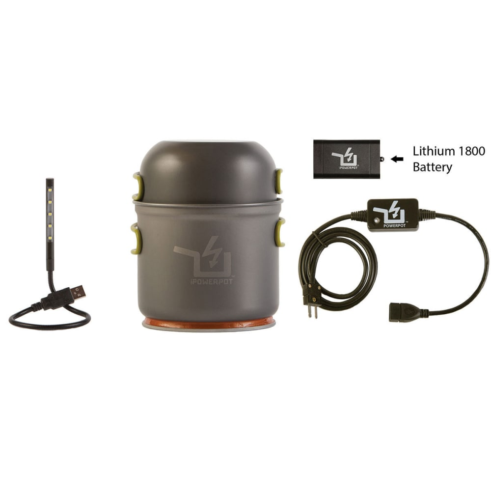 POWER PRACTICAL PowerPot V Charging Bundle - NONE
