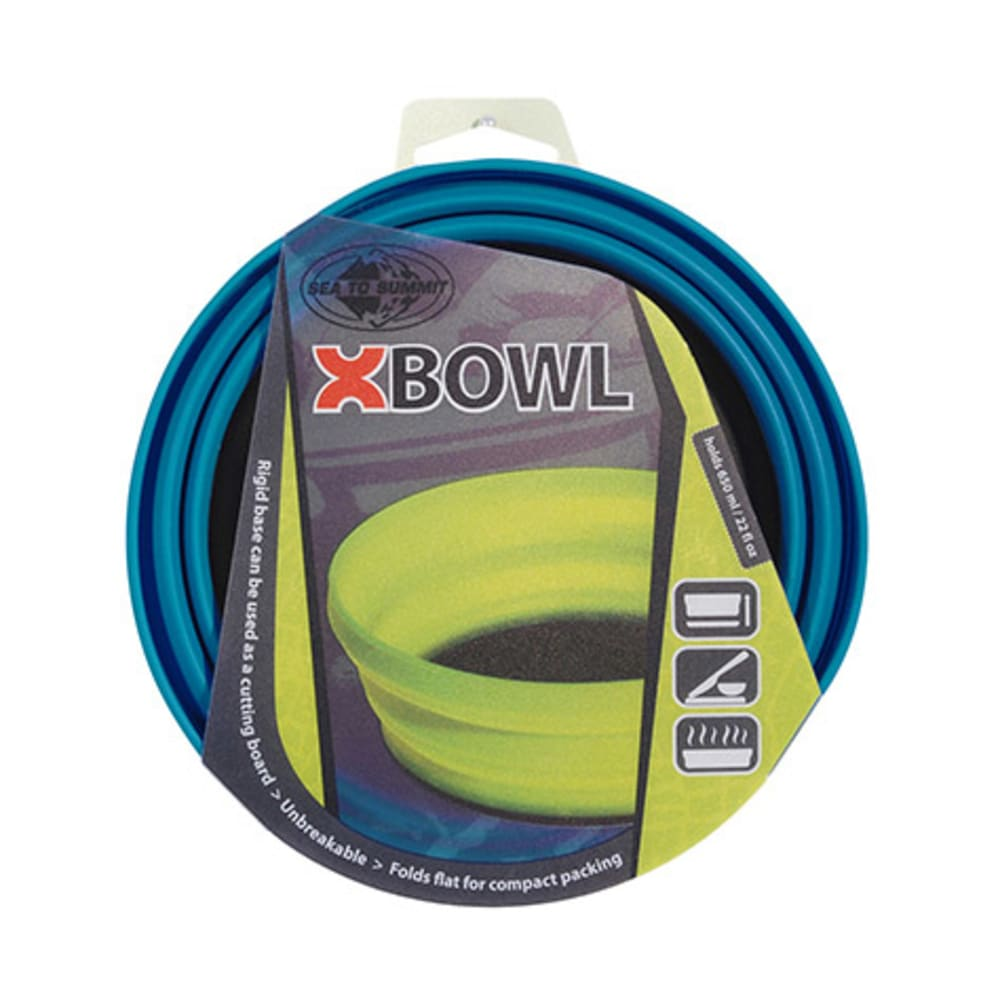 SEA TO SUMMIT X-Bowl - PACIFIC BLUE