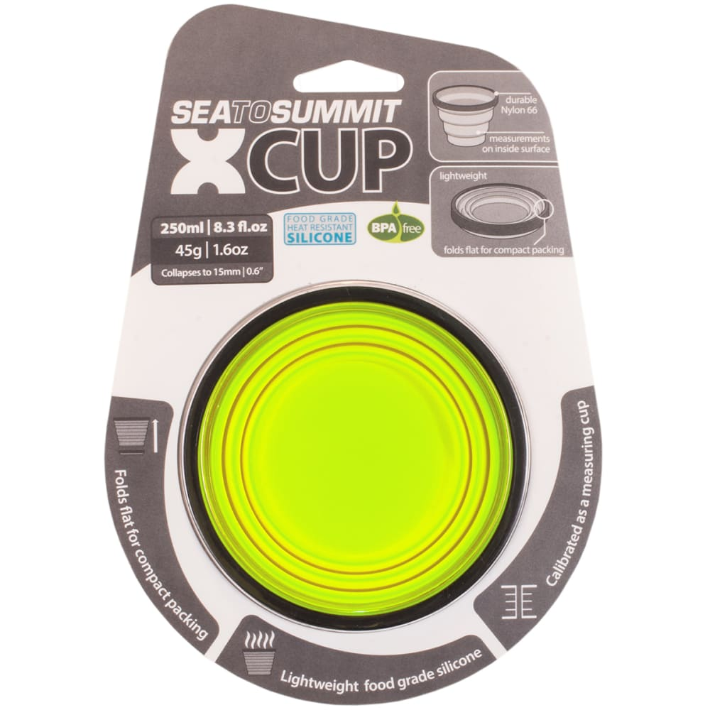 SEA TO SUMMIT X-Cup - LIME