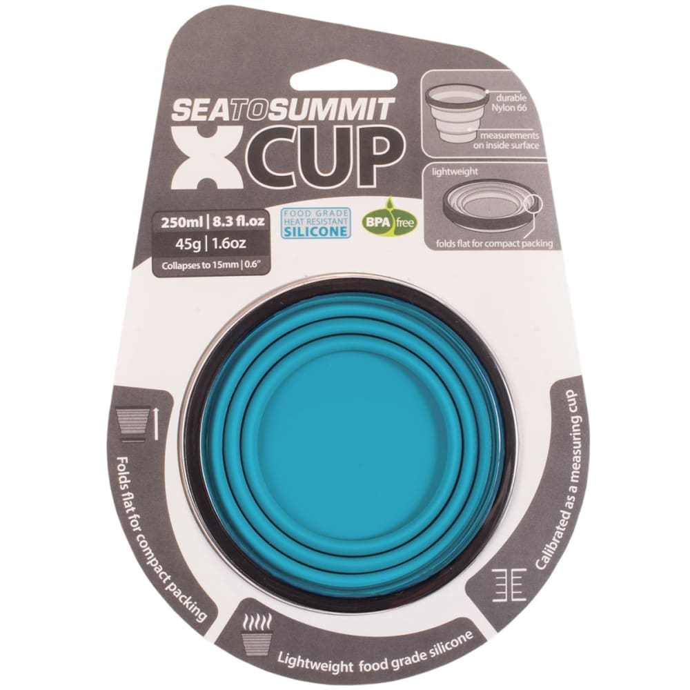 SEA TO SUMMIT X-Cup - PACIFIC BLUE