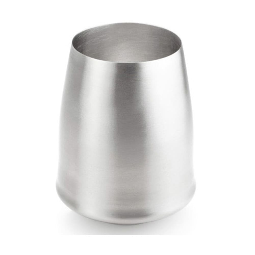 GSI Glacier Stainless Stemless Wine Glass - STAINLESS
