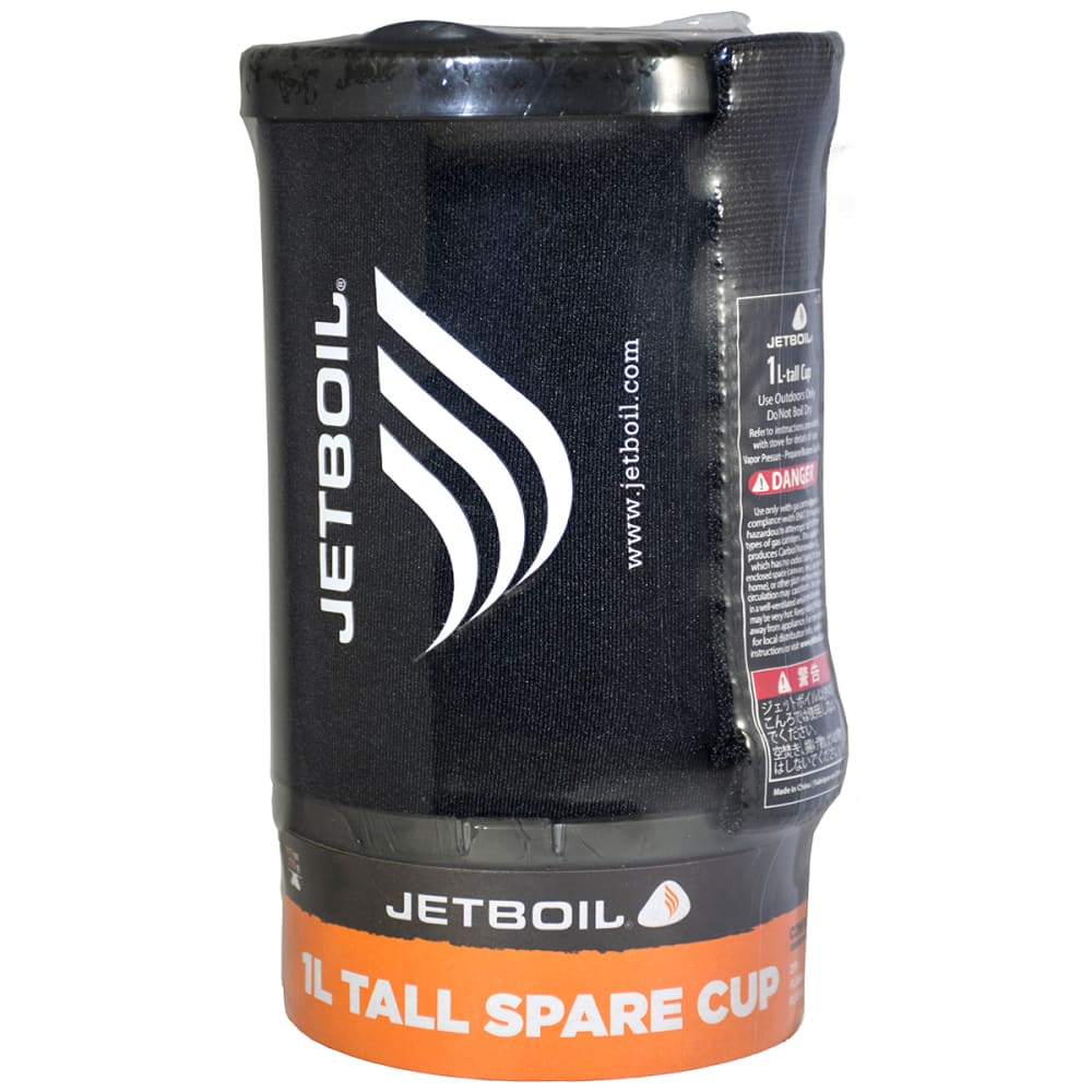 JETBOIL 1.0 L Tall Spare Cup - CARBON