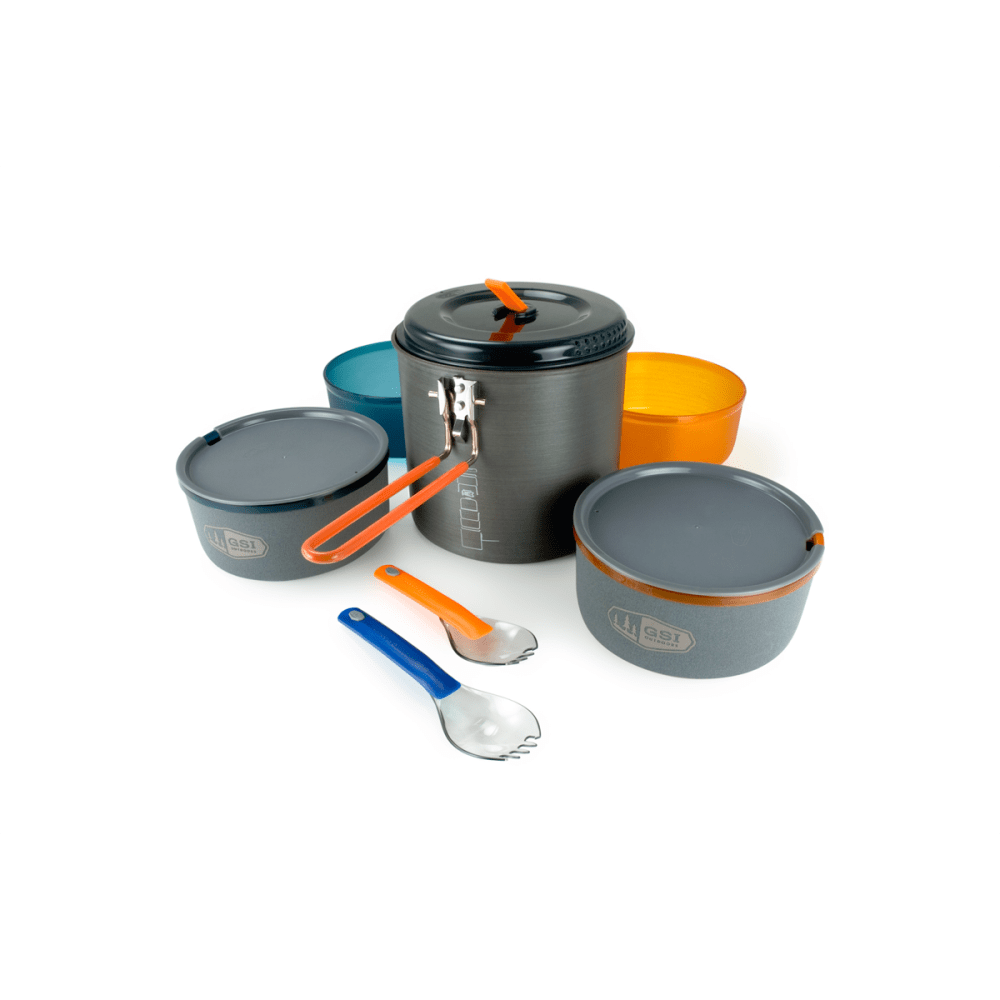GSI Pinnacle Dualist Cookset - NONE