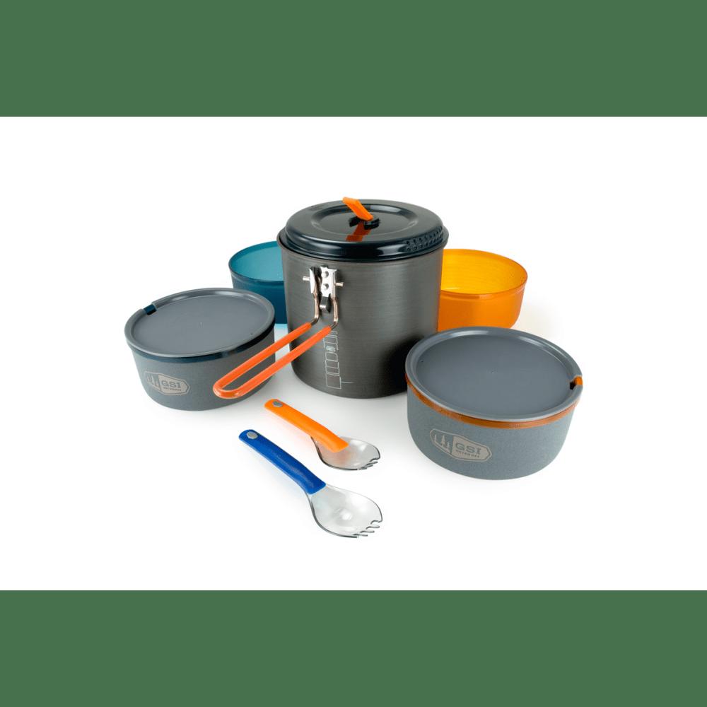 GSI Pinnacle Dualist Cookset - NONE