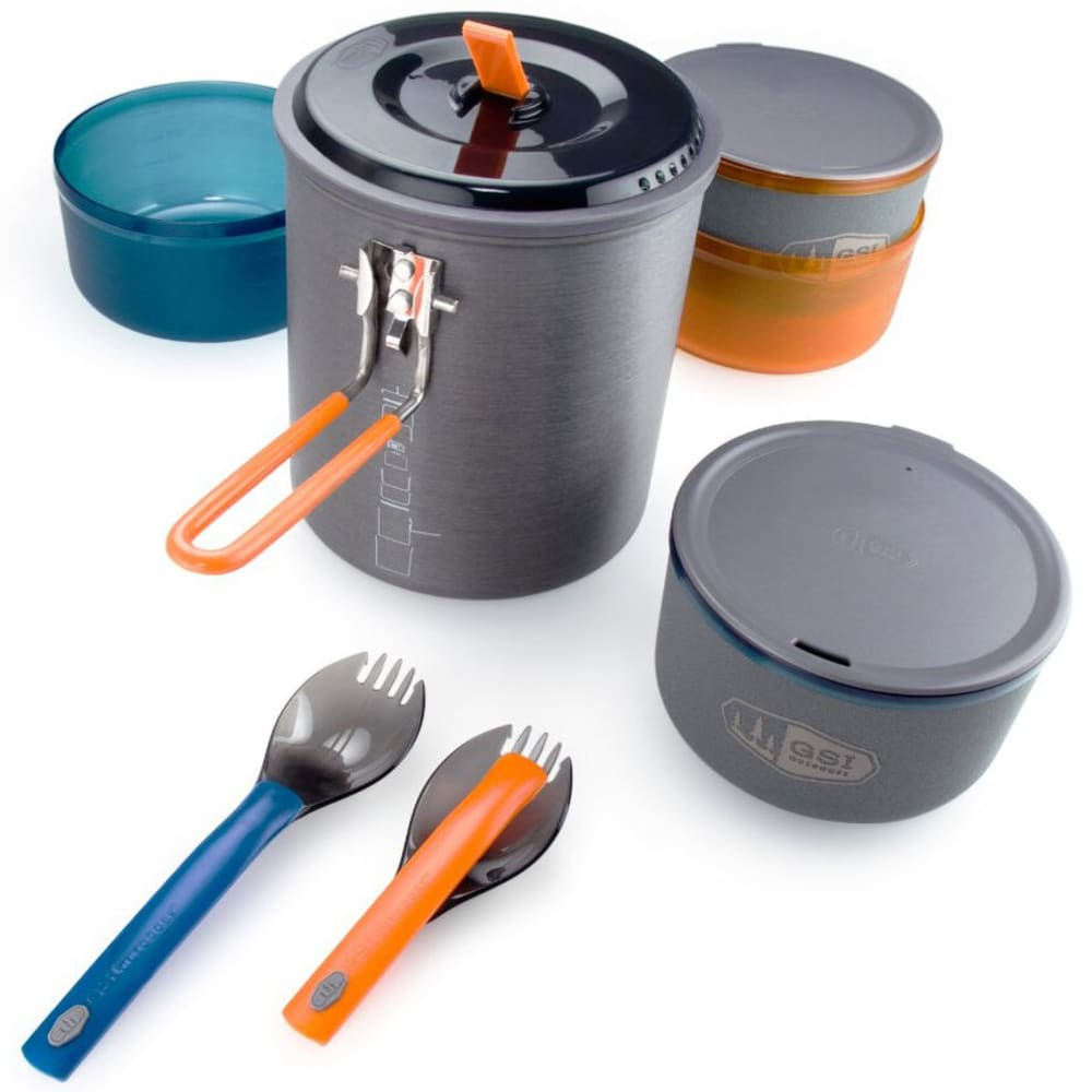 GSI Halulite Microdualist Cookset - NONE