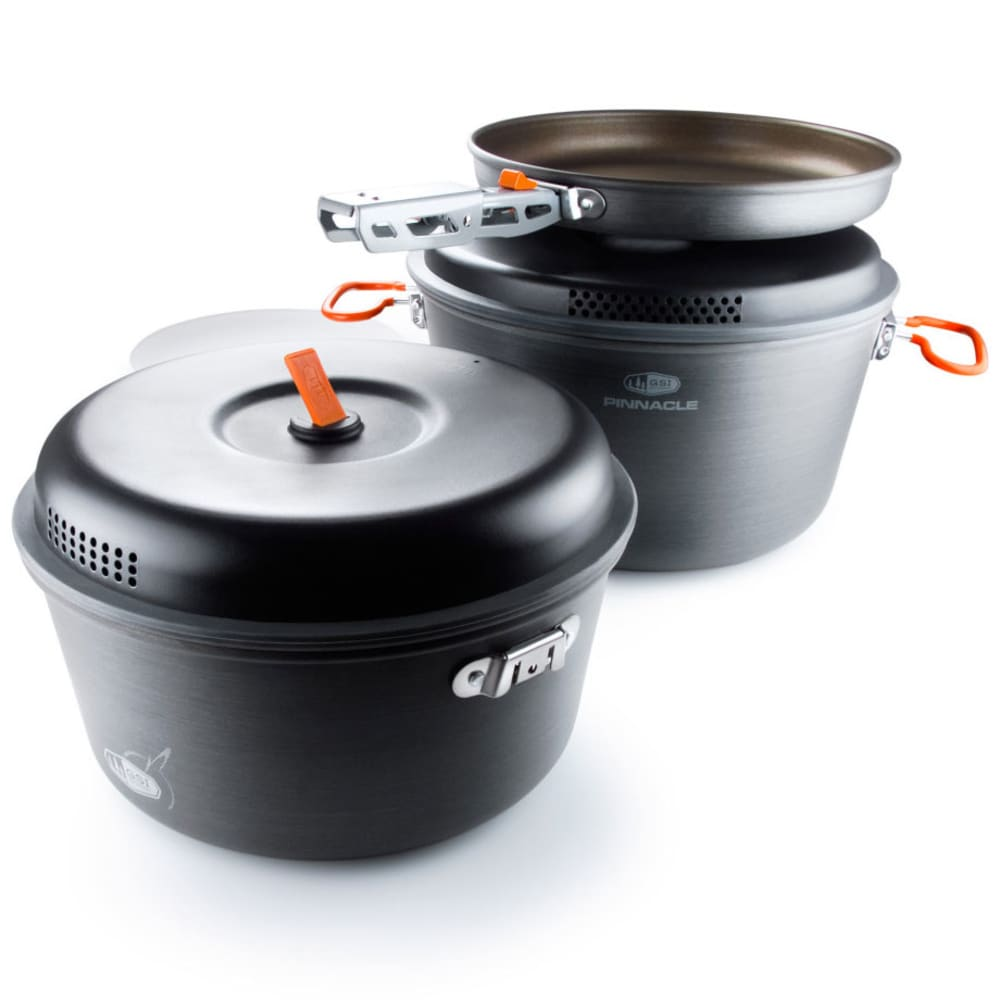 GSI Pinnacle Base Camper Cookset, Large - NONE