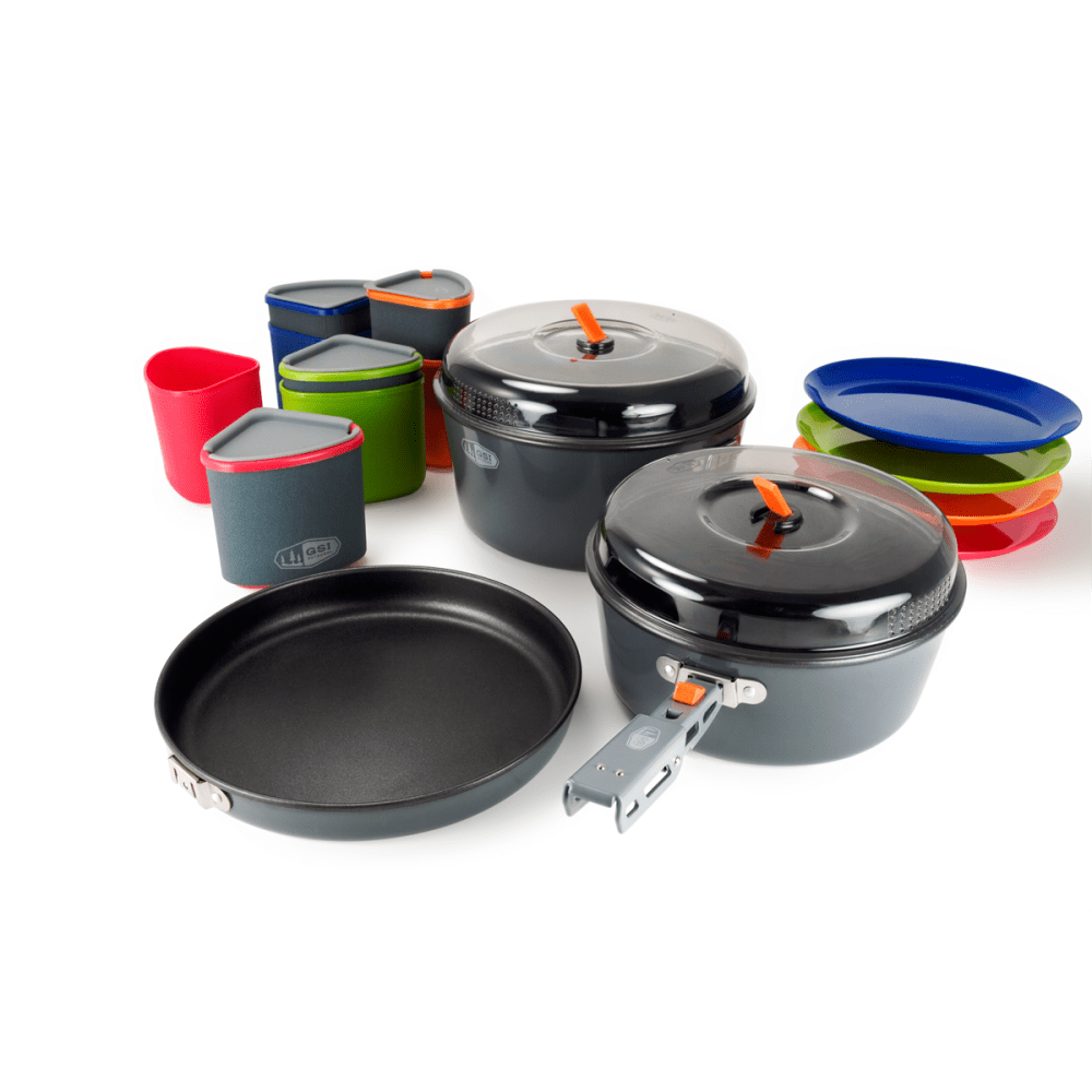 GSI Bugaboo Camper Cook Set - NONE