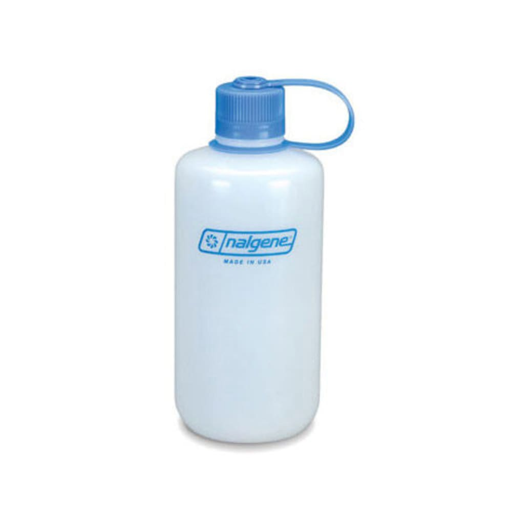 NALGENE HDPE Narrow - WHITE